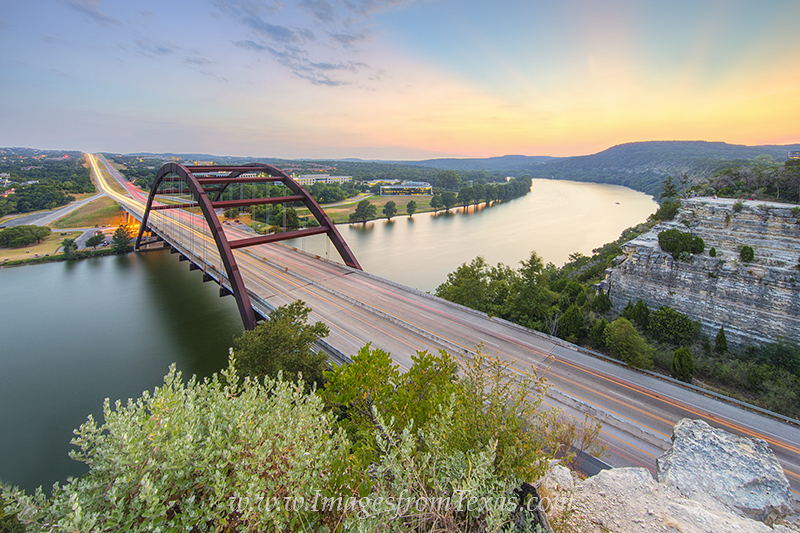 360 bridge images,austin texas images,austin texas prints,360 bridge,pennybacker bridge, photo