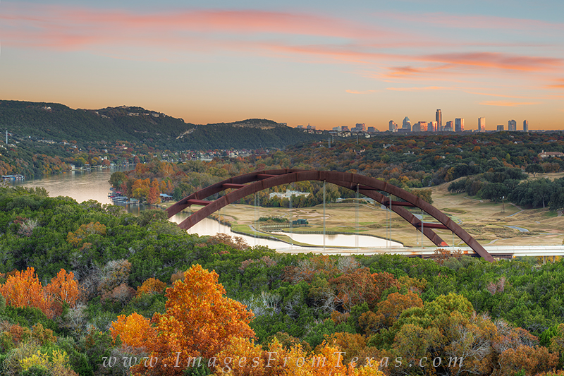 360 Bridge,Austin Texas,Austin skyline,Pennybacker Bridge,Austin bridges, photo