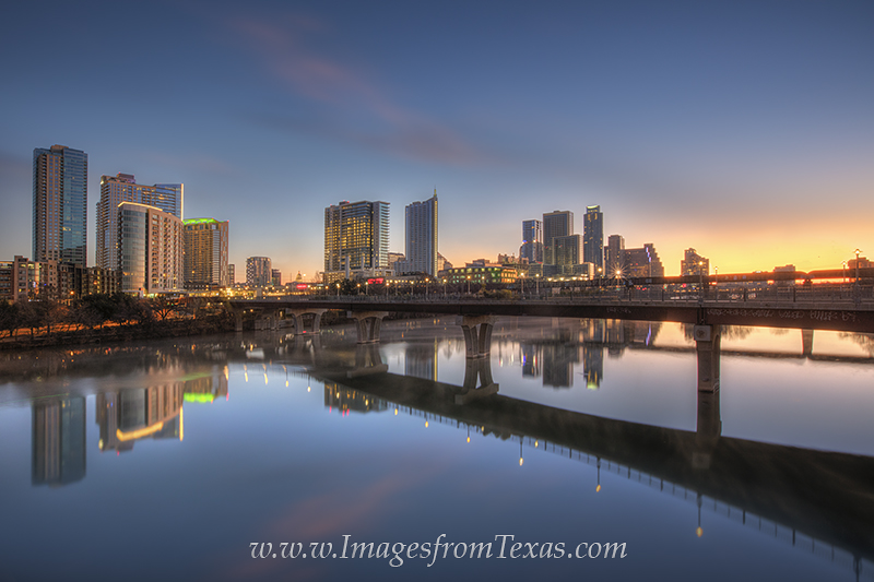 austin texas images,austin skyline,austin texas photos,austin bridge,downtown austin,pfluger bridge,lady bird lake,town lake,austin sunrise photos,austin sunrise, photo