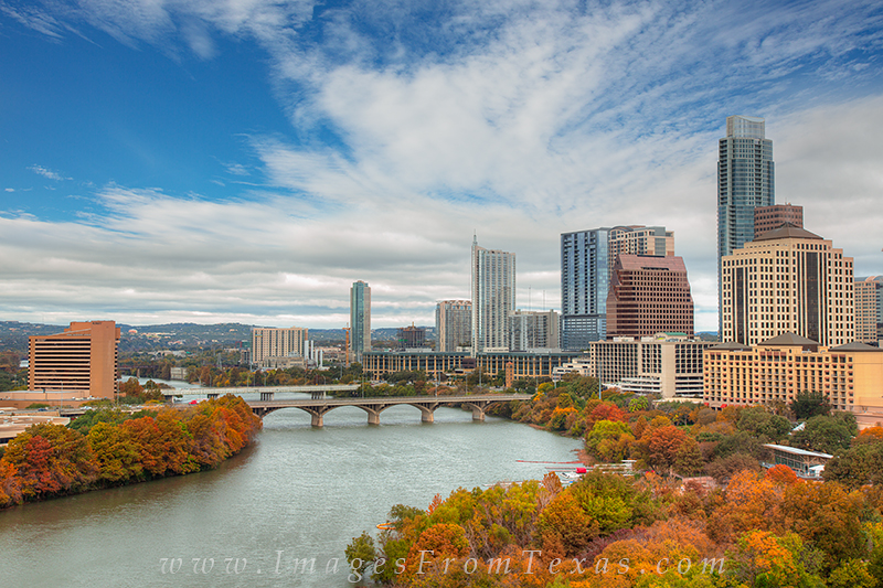 Autumn colors in texas,austin colors in austin,austin texas skyline,autumn in austin,austin texas images, photo