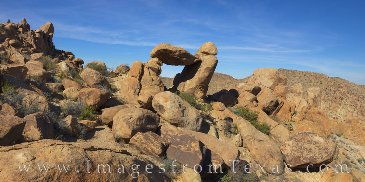 Balanced Rock is a short hike along the Grapevine Hills Trail in Big Bend National Park. The first mile is flat, and the last...