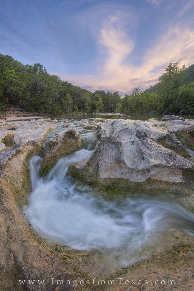 barton creek, sculpture falls, barton creek greenbelt, austin greenbelt, austin texas, greenbelt, photo