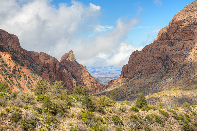chisos mountains,window view,big bend national park,texas landscapes,photos,prints, photo