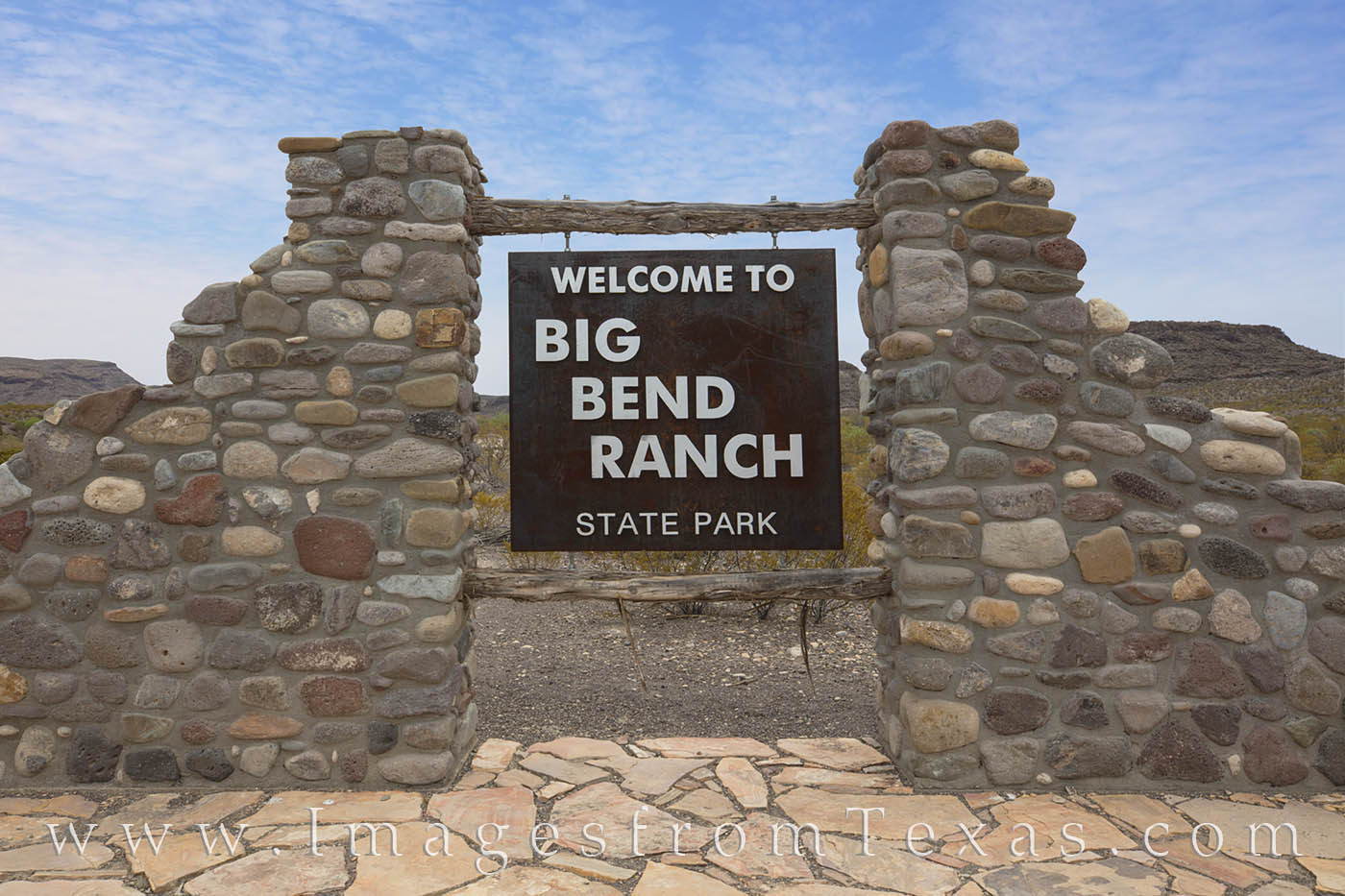 big bend ranch state park, welcome sign, visitors, park entrance, big bend ranch entrance, photo