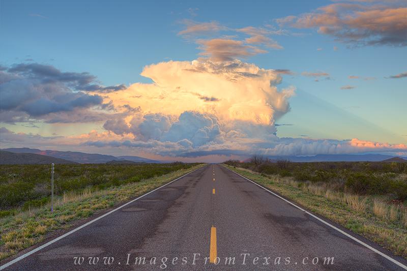 big bend images,big bend national park,thunderstorms,texas landscapes, photo
