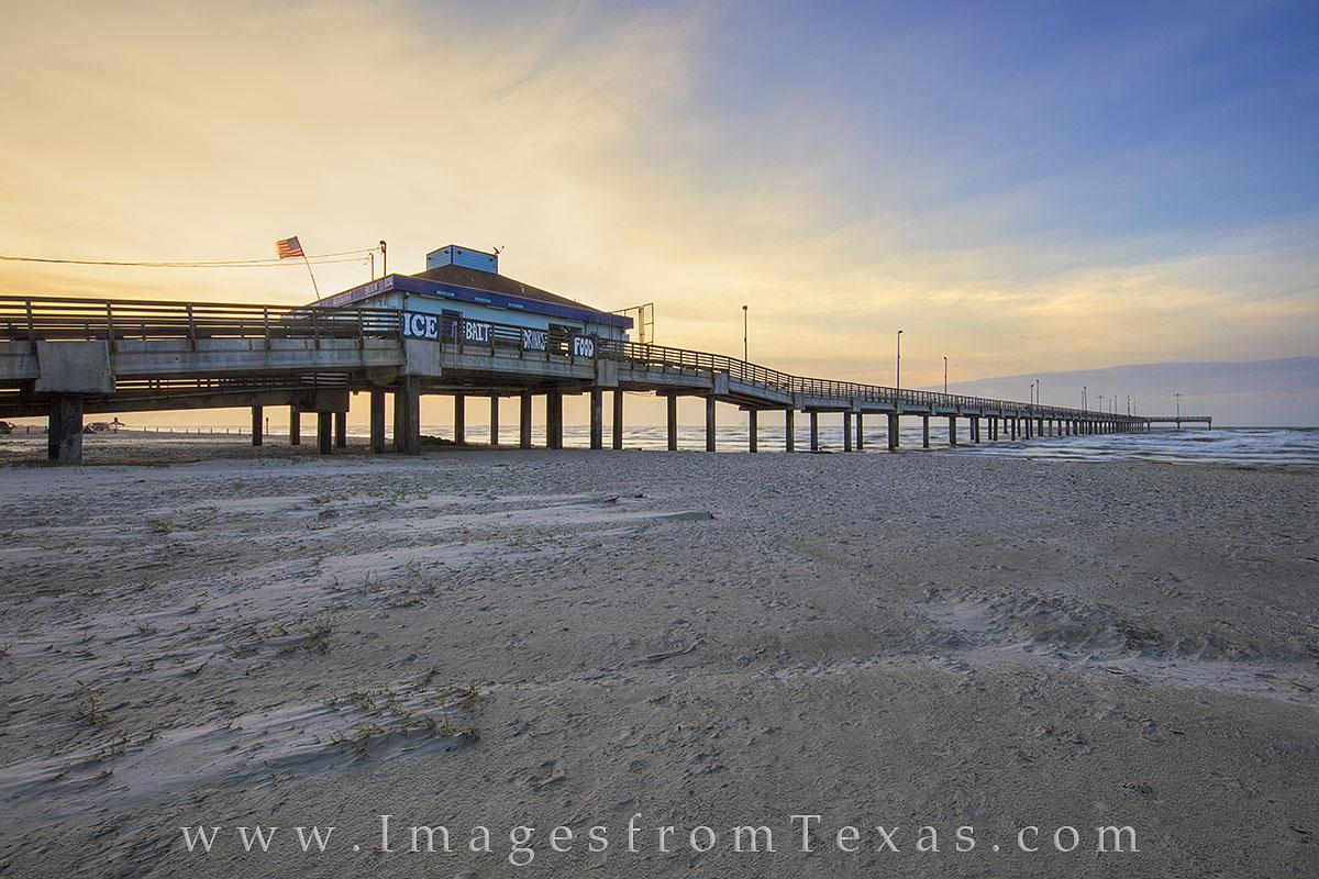 port aransas, caldwell pier, texas sunrise, port aransas pictures, port a photos, texas beaches, photo