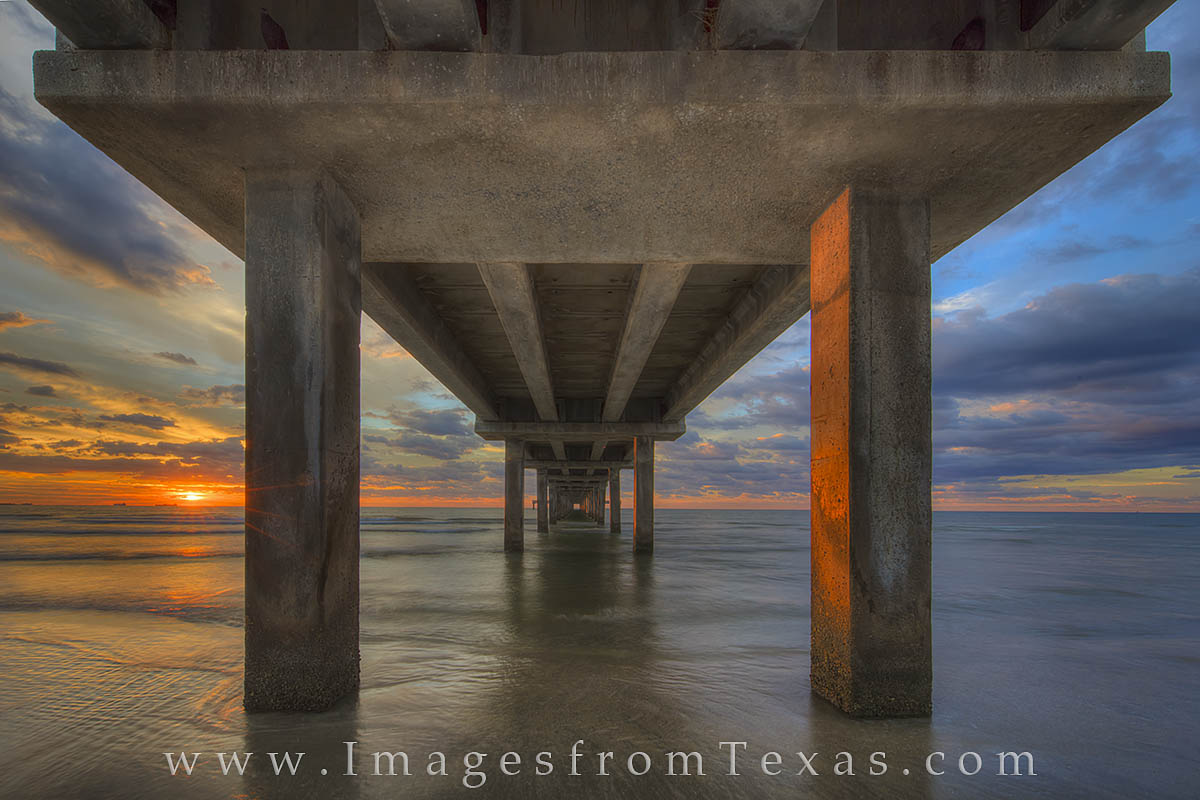 Mustang island, port Aransas, texas coast, Caldwell pier, texas landscapes, texas gulf coast, Aransas pass, photo