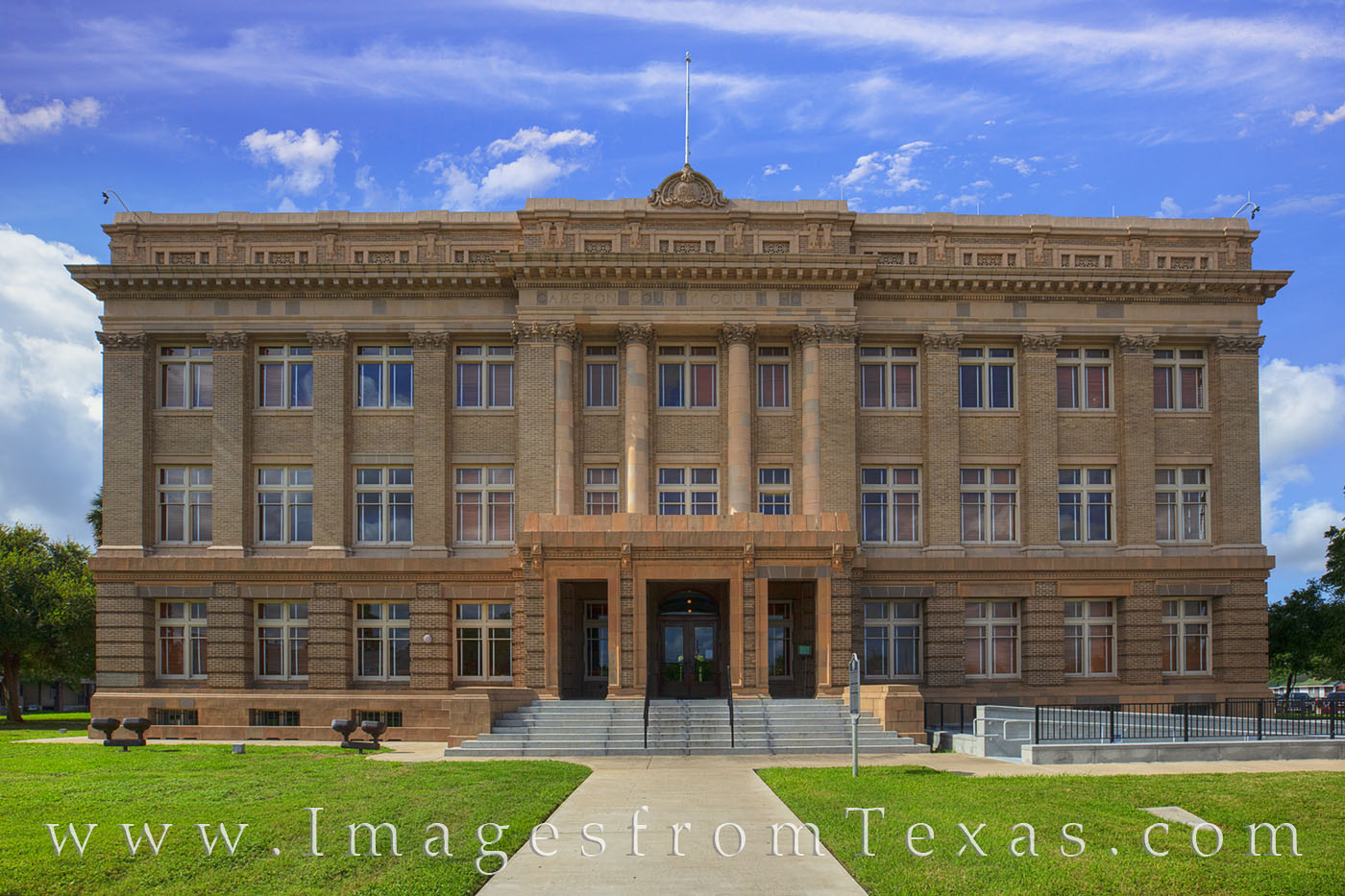 cameron county, cameron county courthouse, Judge Dancy, Brownsville courthouse, brownsville texas, south texas, border town, photo