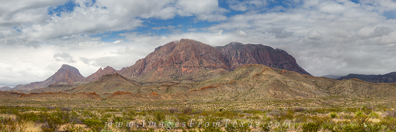 big bend national park,big bend prints,panorama,chisos mountains,chisos mountains panorama,texas landscapes, photo