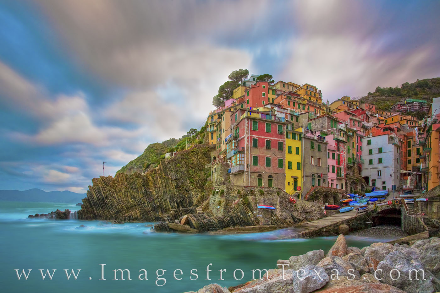 Riomaggiore, southernmost village in Italia's Cinque Terre, is a magical place worthy of spending a few quiet days. The town...