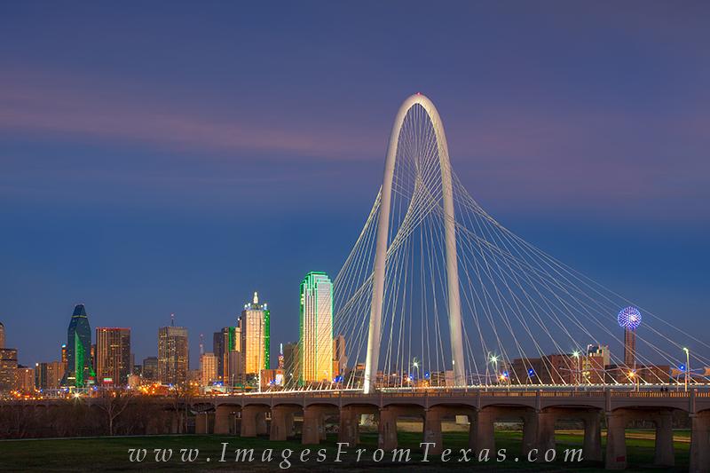 dallas cityscape,Margaret Hunt Hill Bridge images,reunion tower photos,downtown dallas photos,texas skylines,texas city photos, photo