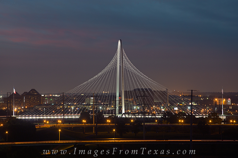 Dallas Skyline pictures,Dallas Bridge,Dallas bridge images,Dallas bridges,Dallas Bridge pictures,Margaret Hunt Bridge,Dallas cityscape, photo