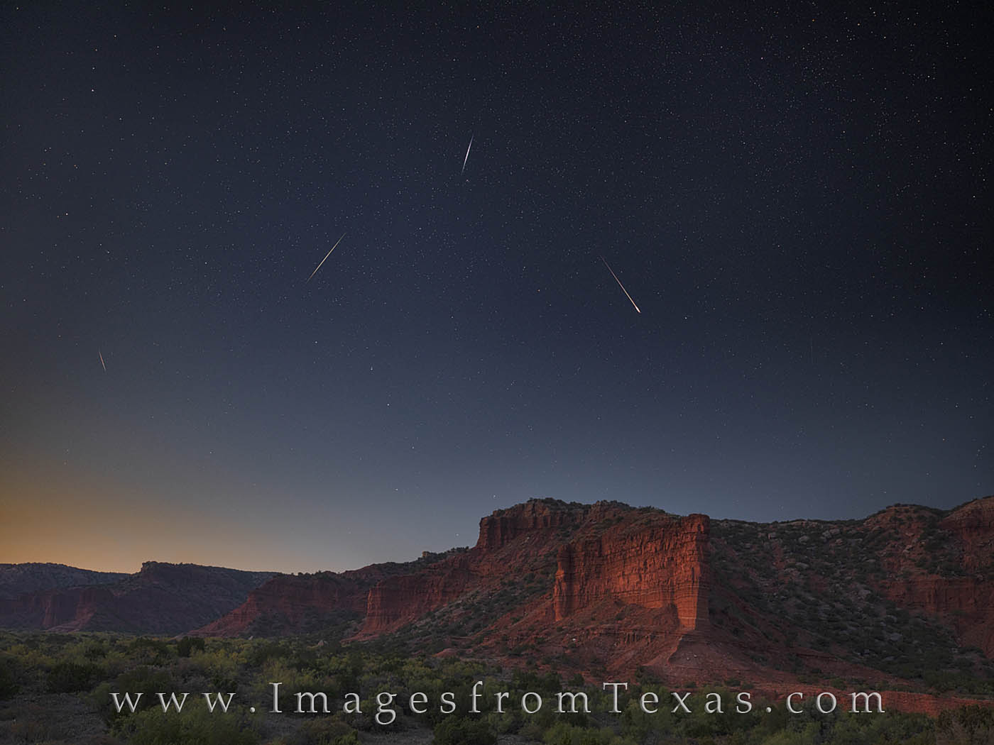 caprock canyons state park, caprock canyons prints, texas prints, west texas, draconids, meteors, night sky, star tracker, west texas, texas landscapes, photo