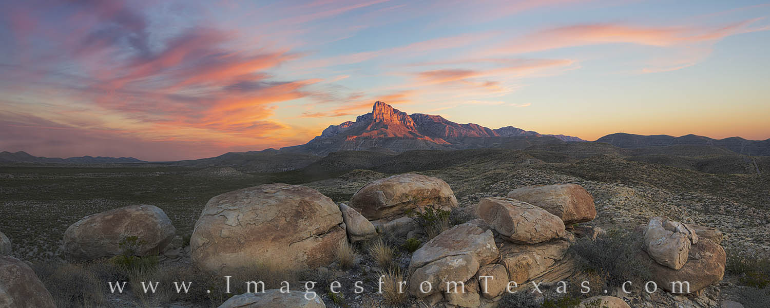 guadalupe mountains, el capitan, el capitan texas, guadalupe mountains national park, texas national parks, west texas, texas landscapes, texas sunrise, photo