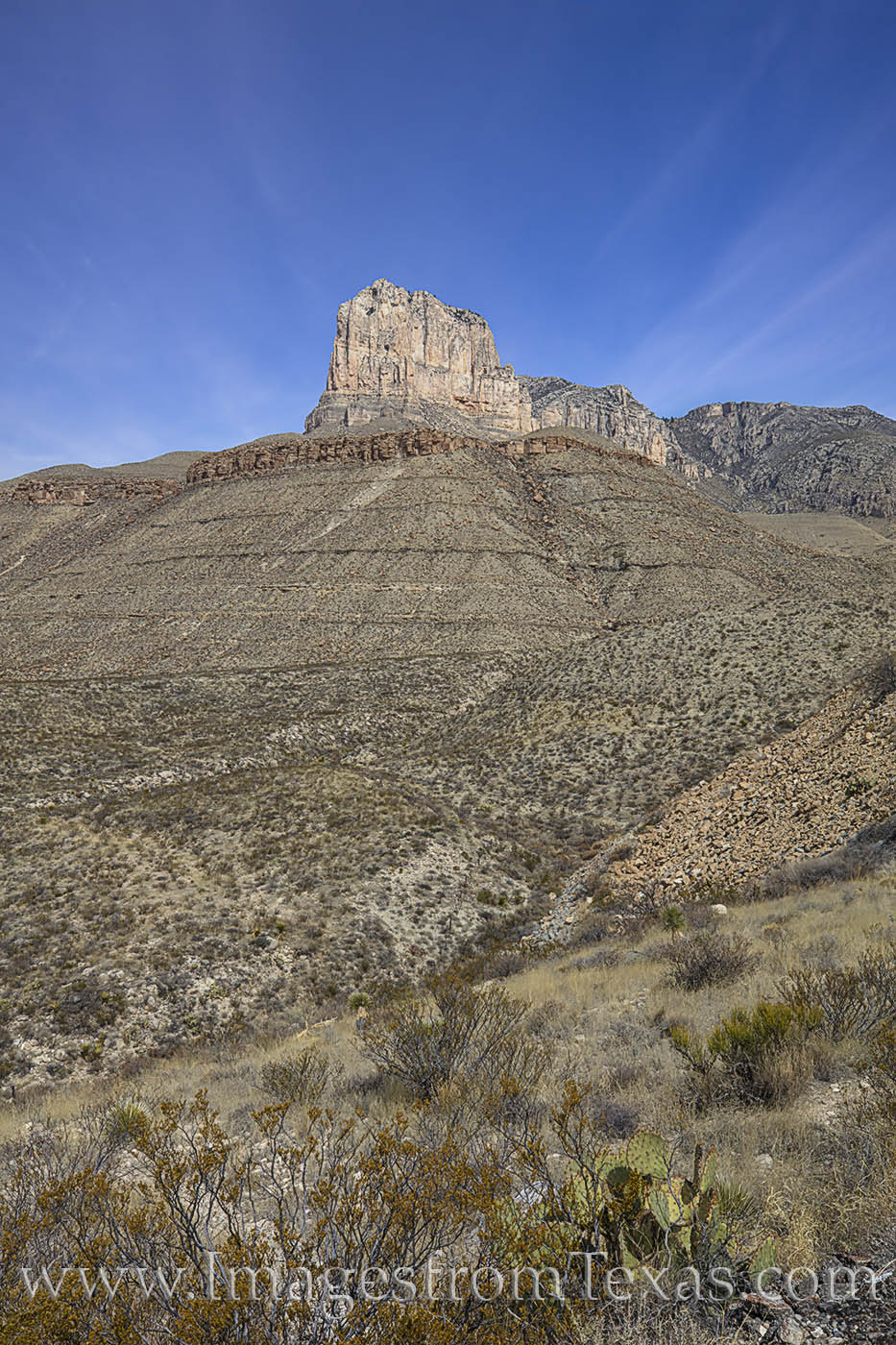 el capitan, guadalupe mountians, texas mountains, west texas, texas landscapes, chihuahuan desert, national park, texas parks, photo