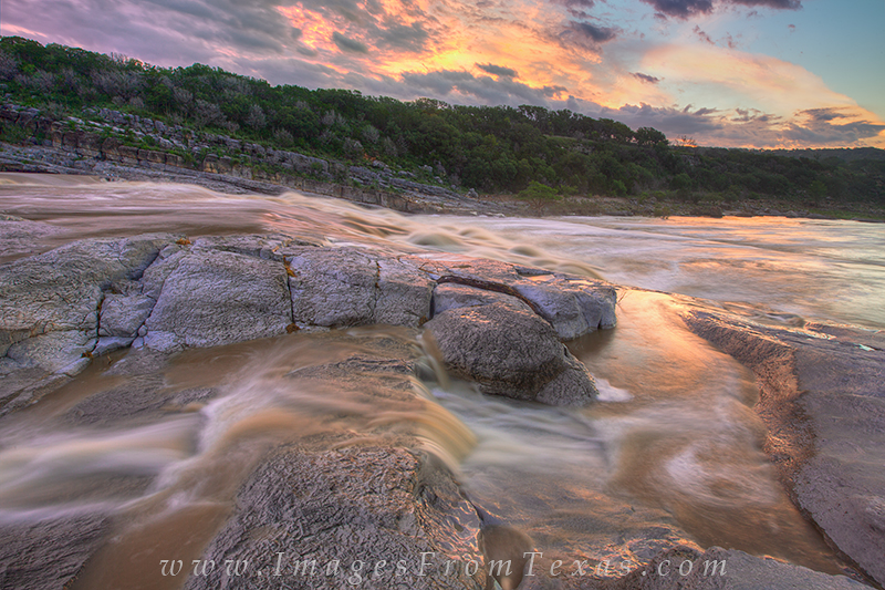 Pedernales Falls State Park,Texas Hill Country,Hill Country prints,Pedernales Falls photos,Texas landscape images,texas floods,texas flood photos, photo