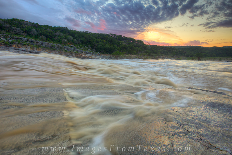 texas hill country photos,texas flood images,pedernales river,pedernales falls state park,texas landscape images,prints, photo