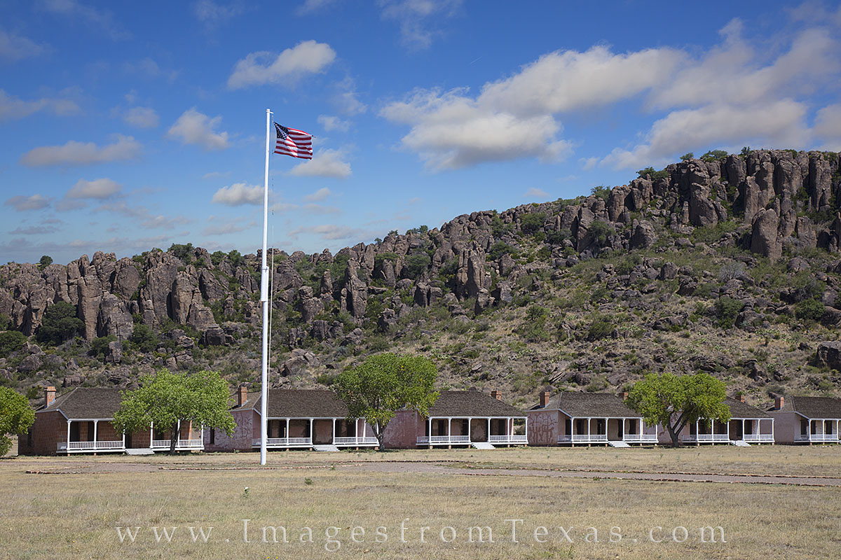 fort davis national, historic site, fort davis, davis mountains, west texas, alpine, fort davis images, photo
