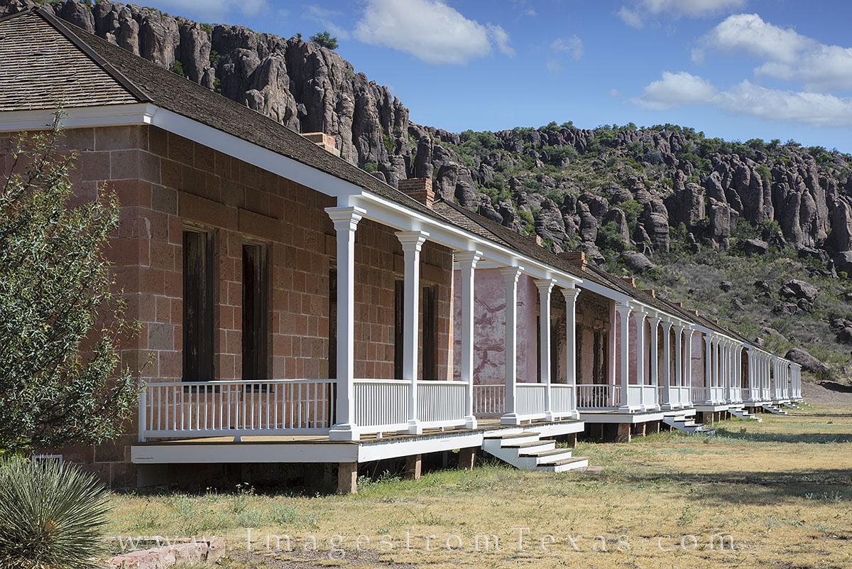fort davis, fort davis images, davis mountains, alpine, texas historic sites, texas history, photo