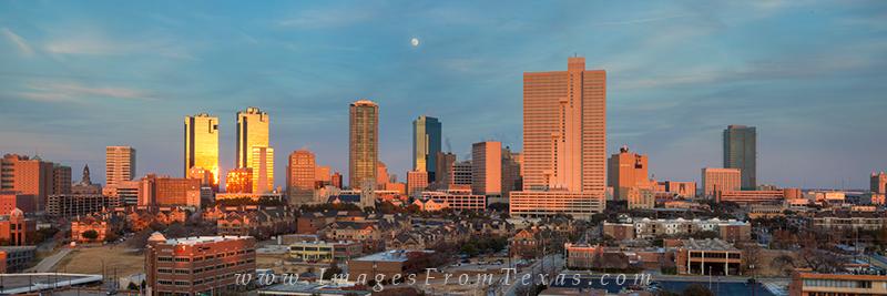 ft worth panorama,fort worth texas panorama,ft worth skyline pano, photo