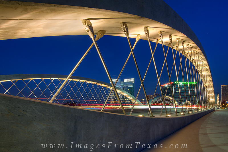 fort worth texas,seventh street bridge,seventh street bridge photos, photo