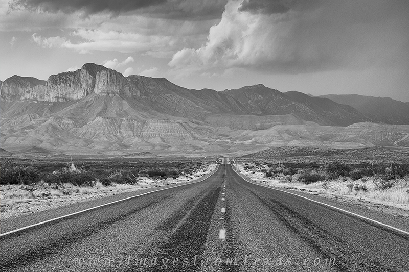 guadalupe mountains national park,black and white,texas in black and white,texas national parks,guadalupe mountains images, photo