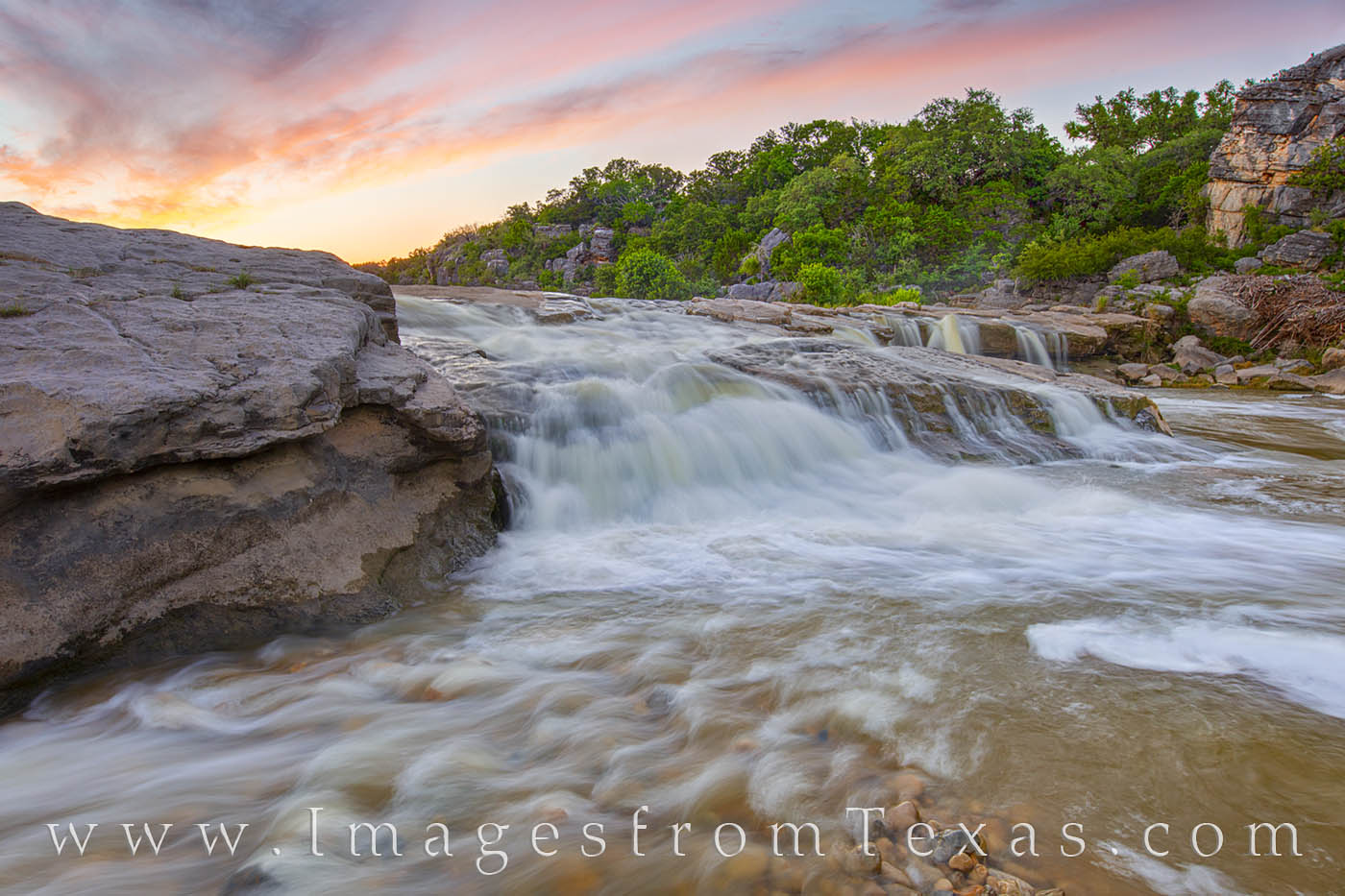 Pedernales Falls; texas state parks; hill country; texas landscapes; best texas images; hill country prints; solitude; summer; water, photo