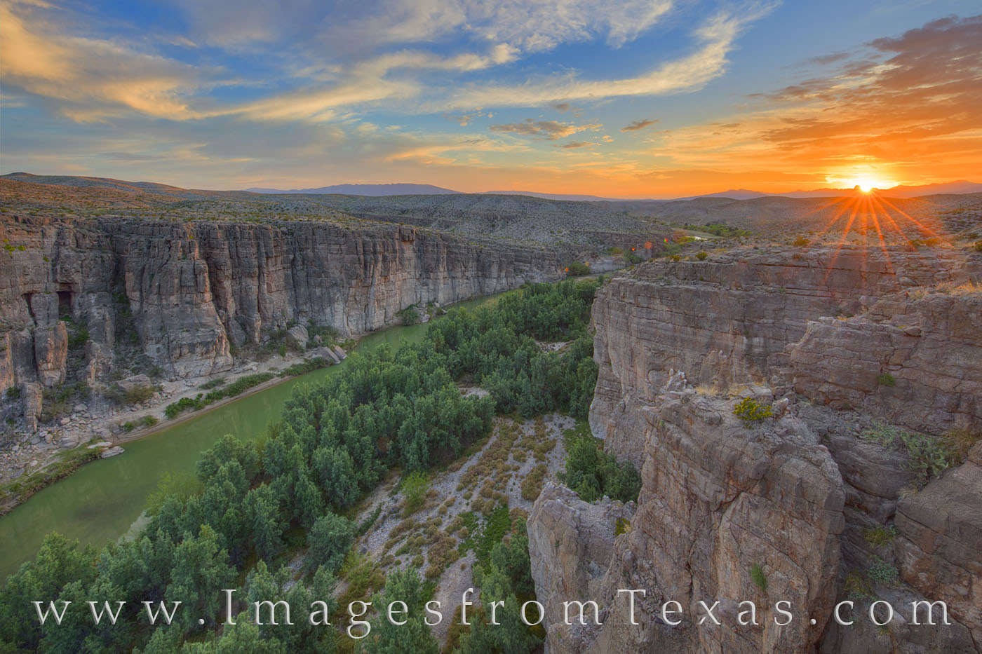 Hot spring canyon, big bend, rio grande, hiking, adventure, sunset, cliffs, canyon, orange, blue, photo