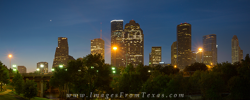 houston panorama,sabine bridge,buffalo bayou photos,downtown houston images., photo