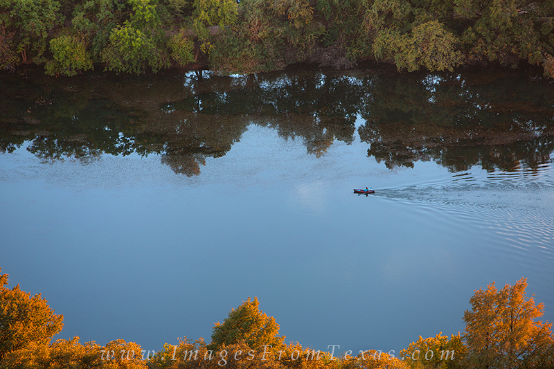 austin images,lady bird lake,austin texas,austin tx,canoer,zilker park,solitude, photo