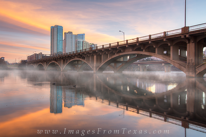 This winter morning in downtown Austin, Texas, found me photographing some of the architecture that the capitol city can offer...