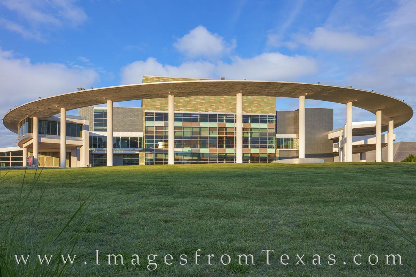 long center, austin texas, performing arts, downtown, zilker park, photo