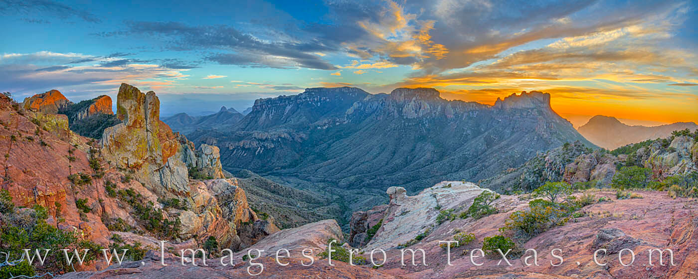 lost mine trail, lost mine, big bend, big bend hikes, texas national parks, best of texas, texas icons, big bend prints