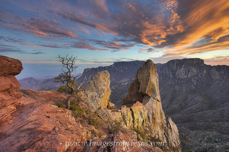 big bend national park,chisos mountains,lost mine trail,lost mine hike,big bend prints,big bend photography,hiking big bend,chisos mountains images,texas landscapes,texas images, photo