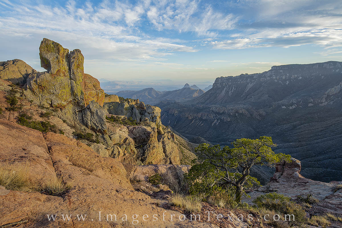 big bend national park, lost mine trail, chisos mountains, big bend photography, juniper canyon, big bend prints, chisos mountains pictures, hiking big bend, big bend trails, texas landscapes, photo