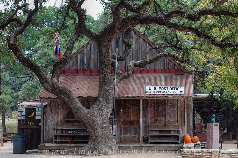 luckenbach texas,luckenback post office,texas hill country, photo