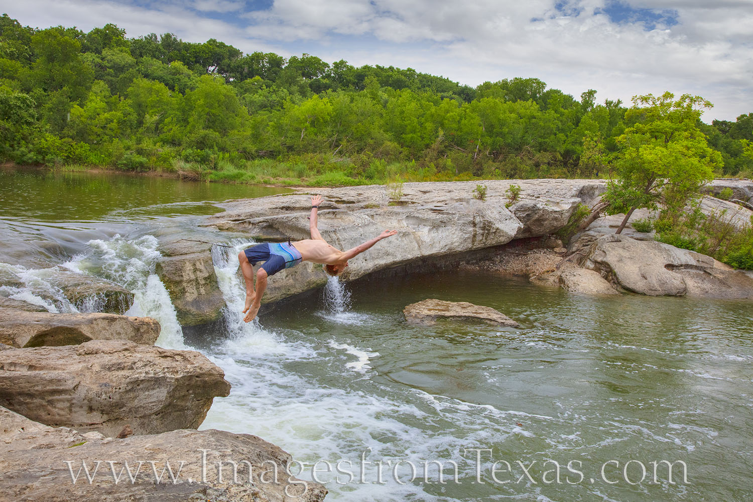 mckinney falls state park, texas state parks, backflip, upper falls, east austin, photo