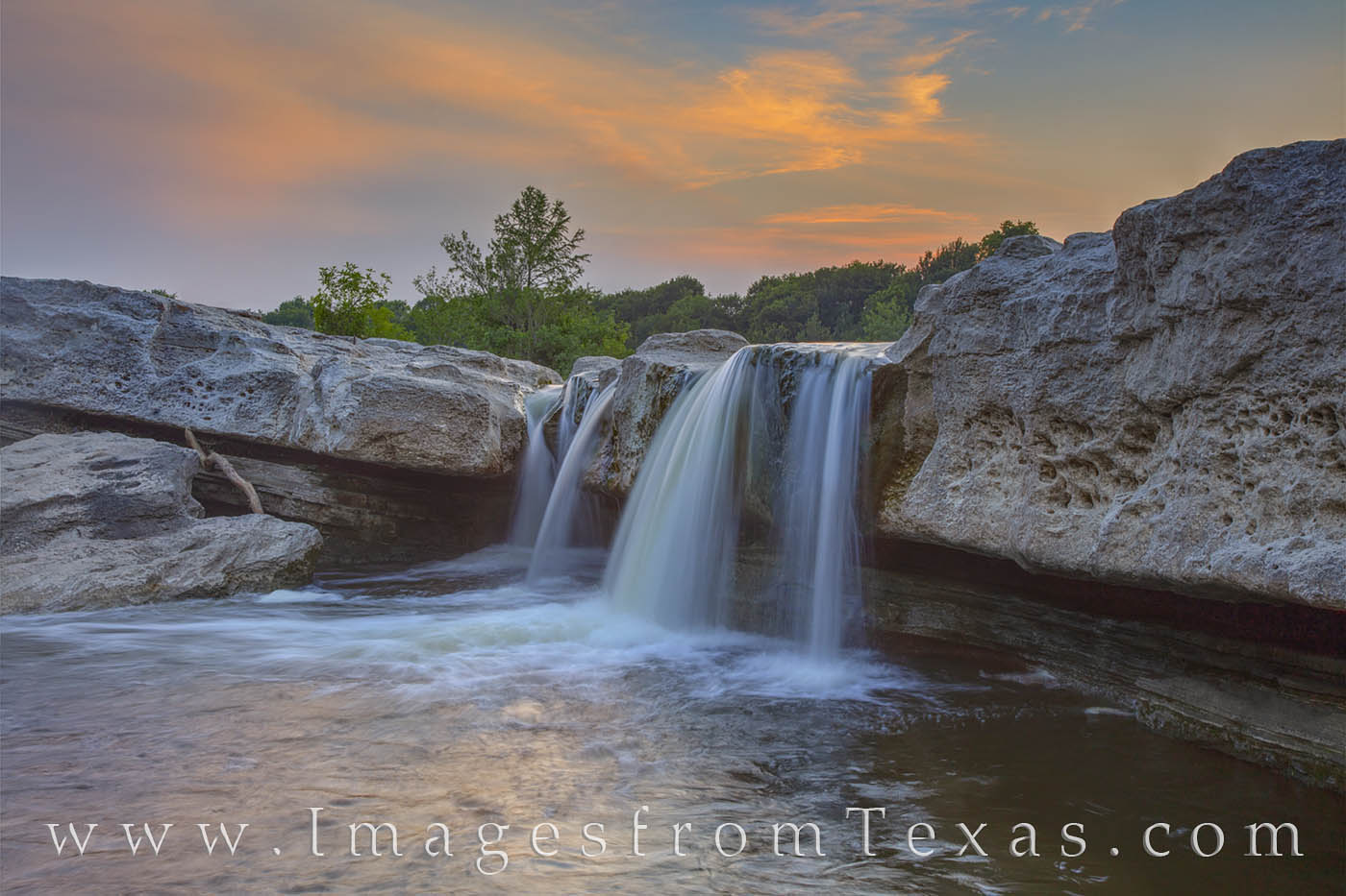 mckinney falls state park, lower falls, prints for sale, texas state parks, cascade, waterfall, austin, summer, photo