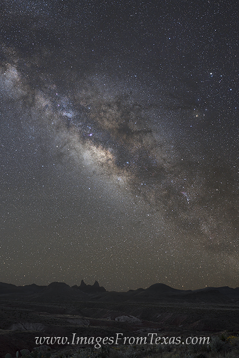 big bend,milky way,night sky,dark skies,big bend national park,mule ears overlook,texas nightscapes, photo