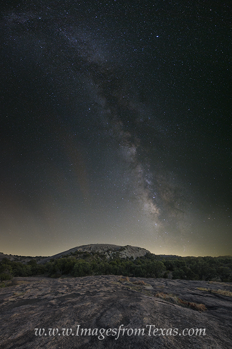 texas hill country,enchanted rock,milky way,texas landscapes,enchanted rock state park,texas images,texas hill country prints, photo