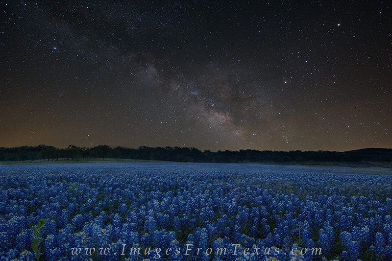 About 45 minutes after sunset, I started photographing the Milky Way as it sprawled across the eastern sky. I had photographed...