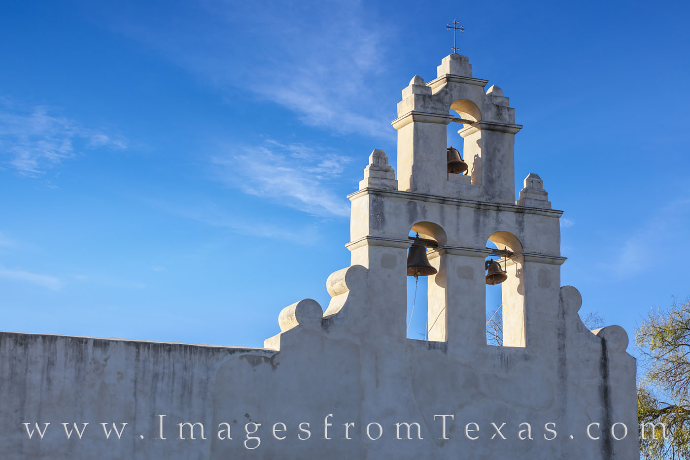 Mission San Juan Capistrano, bell tower, san antonio, missions, afternoon, UNESCO, mission trail, photo