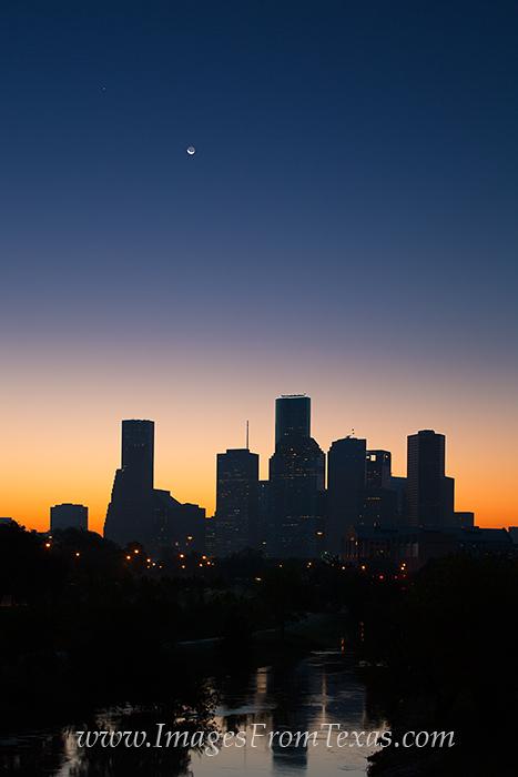 houston skyline images,houston skyline,downtown houston,houston texas,houston prints,prints,images,photos,houston tx,houston texas moonrise,H-Town, photo