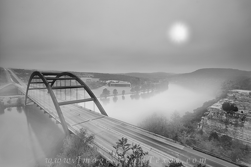 360 bridge,black and white,austin texas,austin texas images,360 bridge images, photo