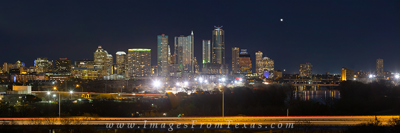austin cityscape,zilker pakr clubhouse,view from Zilker Park,Austin Tx prints, photo