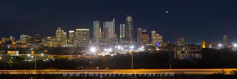 austin cityscape,zilker pakr clubhouse,view from Zilker Park,Austin Tx prints, photo
