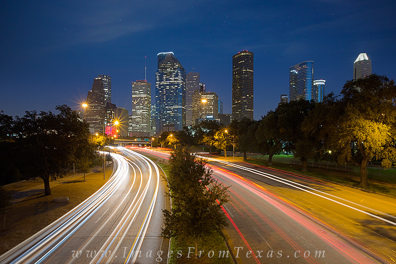 Houston Skyline Images and Prints Images from Texas