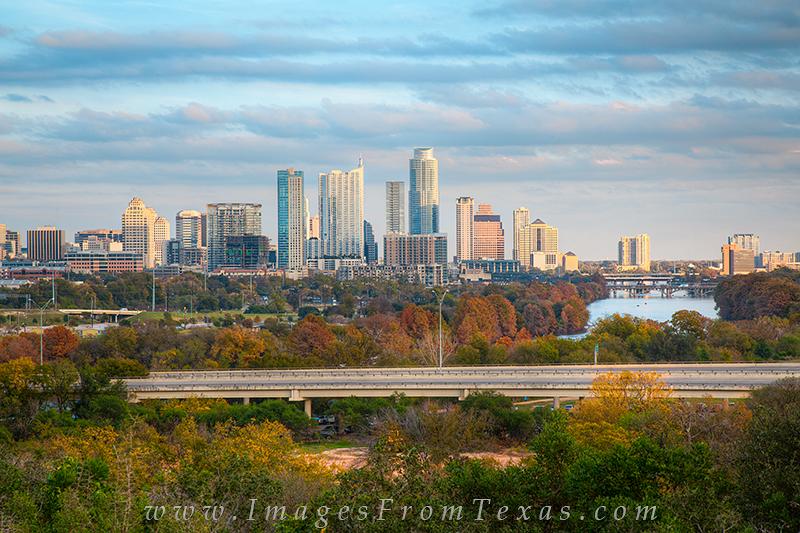 austin cityscape,downtown austin,austin texas images,skyline photos,austin prints,zilker park clubhouse, photo