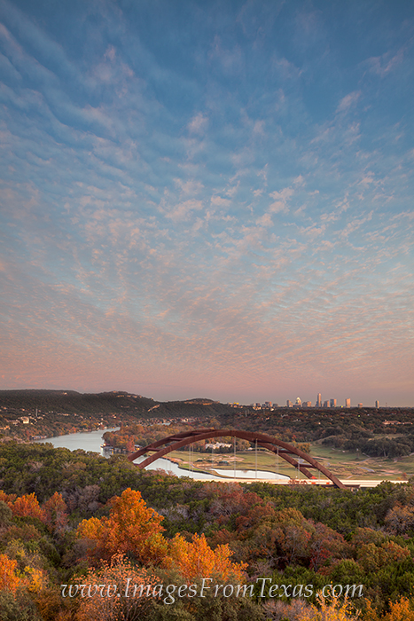 360 bridge prints,pennybacker bridge,austin skyline images, photo