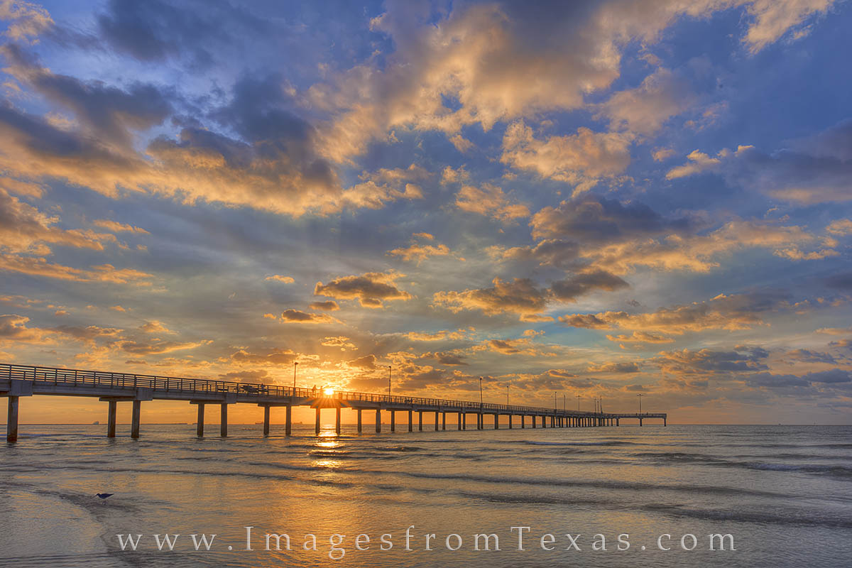 port aransas, mustang island, caldwell pier, Port A, Texas coast, texas beaches, texas sunrise, fishing piers, texas, rock port, fulton, aransas pass, photo